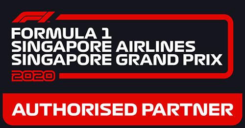 Singapore Grand Prix 2021 2022 Singapore Grand Prix F1 Tickets Hospitality